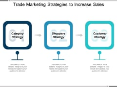 Trade Marketing Strategies To Increase Sales Ppt Powerpoint Presentation Infographics Outline