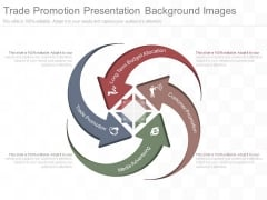 Trade Promotion Presentation Background Images