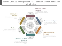 Trading Channel Management Ppt Template Powerpoint Slide Introduction