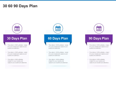 Trading Company Business Operational Plan 30 60 90 Days Plan Background PDF