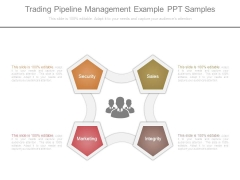 Trading Pipeline Management Example Ppt Samples
