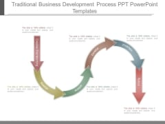 Traditional Business Development Process Ppt Powerpoint Templates
