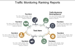 Traffic Monitoring Ranking Reports Ppt PowerPoint Presentation Pictures Graphics Cpb