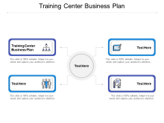 Training Center Business Plan Ppt PowerPoint Presentation Portfolio Slide Portrait Cpb