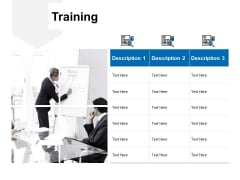 Training Management Ppt PowerPoint Presentation Visual Aids Layouts
