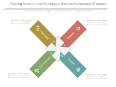 Training Measurement Techniques Template Presentation Examples