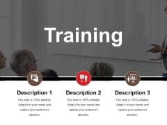 Training Ppt PowerPoint Presentation Professional Example