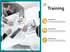 Training Ppt PowerPoint Presentation Slides Mockup