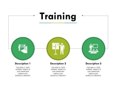 Training Ppt PowerPoint Presentation Styles Inspiration