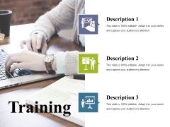Training Ppt PowerPoint Presentation Tips
