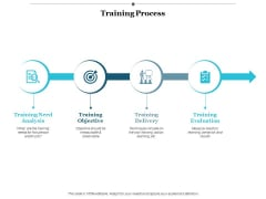 Training Process Ppt Powerpoint Presentation Inspiration Sample