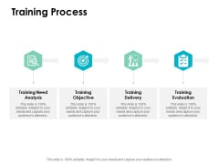 Training Process Ppt PowerPoint Presentation Show Clipart Images