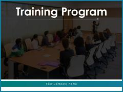 Training Program Agenda Management Ppt PowerPoint Presentation Complete Deck