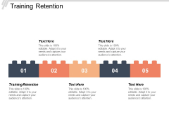 Training Retention Ppt Powerpoint Presentation Portfolio Vector Cpb