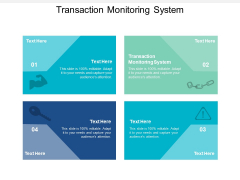 Transaction Monitoring System Ppt PowerPoint Presentation Pictures Slide Download Cpb