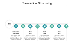 Transaction Structuring Ppt PowerPoint Presentation Model Graphic Tips Cpb