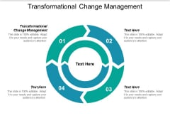 Transformational Change Management Ppt PowerPoint Presentation Summary Graphic Images Cpb