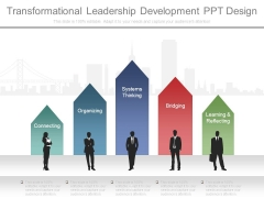 Transformational Leadership Development Ppt Design