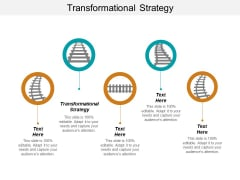 Transformational Strategy Ppt PowerPoint Presentation Inspiration Structure Cpb