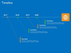 Transforming Big Data Analytics To Knowledge Timeline Ppt Ideas Background Image PDF