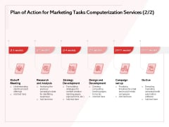 Transforming Marketing Services Through Automation Proposal Plan Of Action For Marketing Tasks Computerization Services Introduction PDF