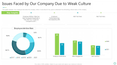 Transforming Organizational Processes And Outcomes Issues Faced By Our Company Due To Weak Culture Information PDF