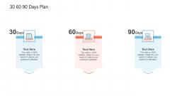 Transportation Governance Enhancement 30 60 90 Days Plan Graphics PDF