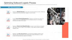 Transportation Governance Enhancement Optimizing Outbound Logistic Process Mockup PDF