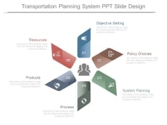 Transportation Planning System Ppt Slide Design