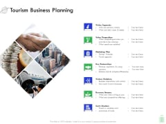 Travel And Leisure Industry Analysis Tourism Business Planning Download PDF