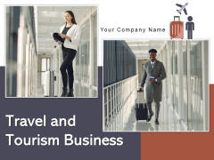 Travel And Tourism Business Information Technology Ppt PowerPoint Presentation Complete Deck