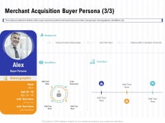 Trends And Emerging Areas In Acquiring Industry Merchant Acquisition Buyer Persona Calm Ppt Icon Gallery PDF