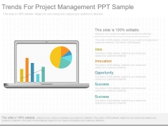 Trends For Project Management Ppt Sample