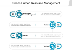 Trends Human Resource Management Ppt PowerPoint Presentation Pictures Smartart Cpb