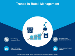 Trends In Retail Management Retail Sales By Product Category Ppt PowerPoint Presentation Model Template