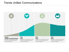 Trends Unified Communications Ppt PowerPoint Presentation Portfolio Microsoft Cpb
