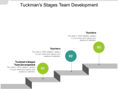 Tuckmans Stages Team Development Ppt PowerPoint Presentation Infographic Template Images Cpb