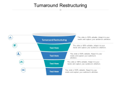 Turnaround Restructuring Ppt PowerPoint Presentation Gallery Picture Cpb