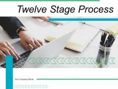 Twelve Stage Process Timeline Market Ppt PowerPoint Presentation Complete Deck
