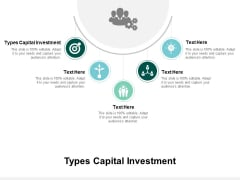 Types Capital Investment Ppt PowerPoint Presentation File Microsoft Cpb