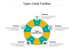 Types Credit Facilities Ppt PowerPoint Presentation Ideas Slide Portrait Cpb