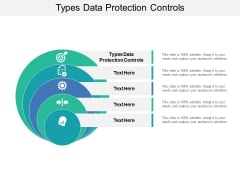 Types Data Protection Controls Ppt PowerPoint Presentation Ideas Summary Cpb Pdf