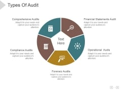 Types Of Audit Ppt PowerPoint Presentation Show