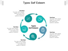 Types Self Esteem Ppt PowerPoint Presentation Styles Graphic Tips Cpb Pdf