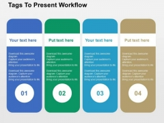 workflow powerpoint templates, slides and graphics, Presentation templates