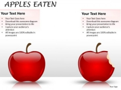 Taking A Bite Out Of Apple PowerPoint Slides And Ppt Templates