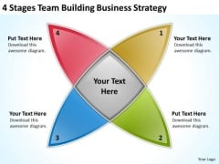Team Building Business Strategy Consultants Ppt Plans Software PowerPoint Slides