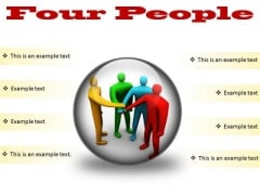 Team Business PowerPoint Presentation Slides C