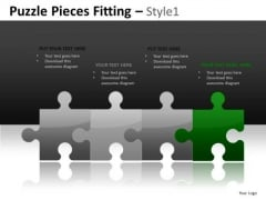 Team Member Puzzle PowerPoint Slides And Editable Ppt Templates