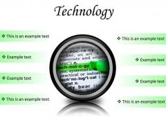 Technology Industrial PowerPoint Presentation Slides Cc